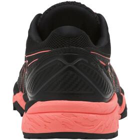 asics Gel-Fujitrabuco 6 G-TX Shoes Women Black/Begonia Pink/Black